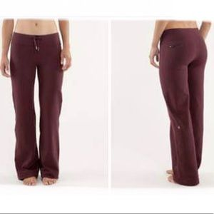 Lululemon Relaxed Fit Pant